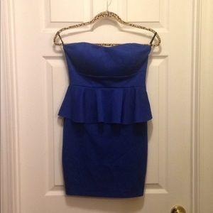 Medium Strapless dress 💙